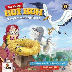 021/Das verschwundene Storchennest/Die Grusel-AG - Der kleine Hui Buh