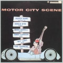 Motor City Scene (2013 - Remaster) - Donald Byrd, Pepper Adams