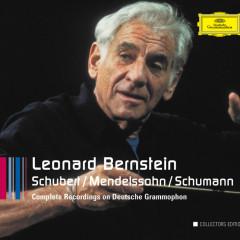 Schubert / Mendelssohn / Schumann - Leonard Bernstein