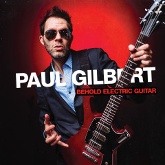 Behold Electric Guitar - Paul Gilbert
