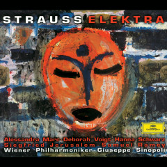 Strauss, R.: Elektra - Wiener Philharmoniker, Giuseppe Sinopoli