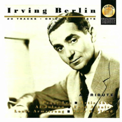 Irving Berlin a Tribute - Various Artists