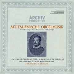 Altitalienische Orgelmusik - Fernando Germani