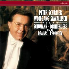 Schumann: Dichterliebe / Prokofiev: 3 Children's Songs etc - Peter Schreier, Wolfgang Sawallisch