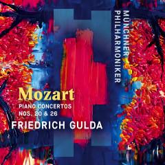 Mozart: Piano Concertos Nos. 20 & 26 - Münchner Philharmoniker, Friedrich Gulda
