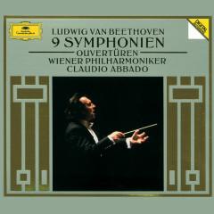 Beethoven: 9 Symphonies; Overtures - Wiener Philharmoniker, Claudio Abbado