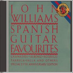 Spanish Guitar Favourites - John Williams