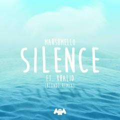 Silence (Blonde Remix) - Marshmello,Khalid