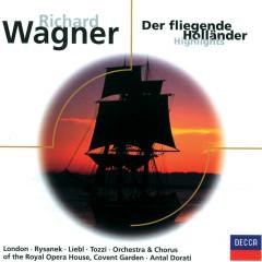 Wagner: Der Fliegende Holländer (Highlights) - George London, Giorgio Tozzi, Karl Liebl, Leonie Rysanek, Rosalind Elias