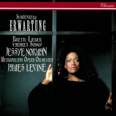 Schoenberg: Erwartung; Cabaret Songs - Jessye Norman, Metropolitan Opera Orchestra, James Levine