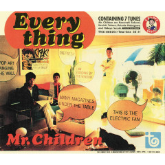 Everything - Mr.Children