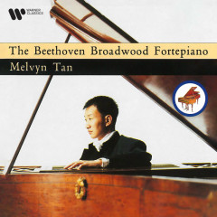 Beethoven: Bagatelles, Variations and Fantasia at the Broadwood Fortepiano - Melvyn Tan
