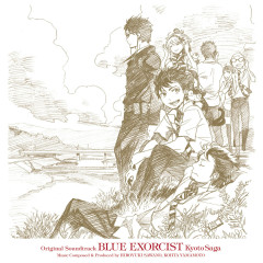 Blue Exorcist Kyoto Saga Original Soundtrack