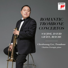 Virtuoso Trombone Concerts Of Romance