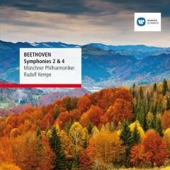 Beethoven: Symphonies Nos 2&4 - Rudolf Kempe, Münchner Philharmoniker
