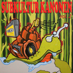 Subkultur Kanonen Vol. 2 - Various Artists