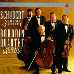 Schubert : String Quintet in C major - Borodin Quartet