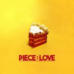 PIECE:LOVE (Single)