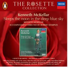 Sleeps The Noon In The Deep Blue Sky - Kenneth McKellar