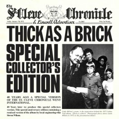 Thick as a Brick (40th Anniversary Special Edition) - Jethro Tull