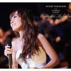 Takagaki Ayahi Classical Concert Premio Melodia CD2 - Ayahi Takagaki