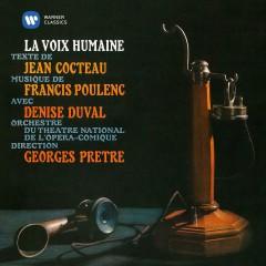 Poulenc: La Voix humaine - Georges Prêtre