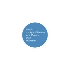 Handel: L'Allegro, Il Penseroso ed il Moderato, 1740 - Gabrieli Players, Paul McCreesh, Gabrieli