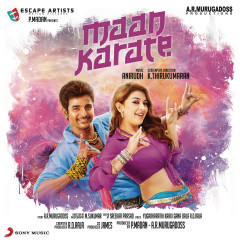 Maan Karate (Original Motion Picture Soundtrack) - Anirudh Ravichander