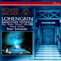 Wagner: Lohengrin - Peter Schneider, Paul Frey, Cheryl Studer, Ekkehard Wlaschiha, Gabriele Schnaut