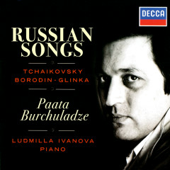 Russian Songs - Paata Burchuladze, Ludmilla Ivanova