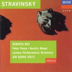 Stravinsky: Oedipus Rex - Alec McCowen, Kerstin Meyer, Sir Peter Pears, Ryland Davies, Benjamin Luxon