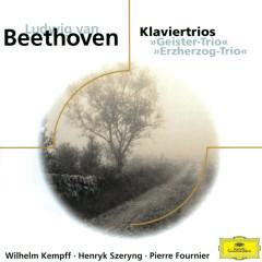 Beethoven: Klaviertrios - Wilhelm Kempff, Henryk Szeryng, Pierre Fournier
