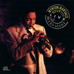 The Wynton Marsalis Quartet Live At Blues Alley - Wynton Marsalis