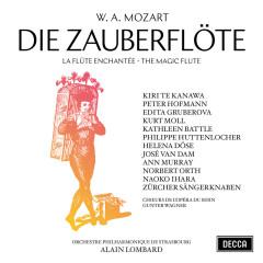 Mozart: Die Zauberflöte - Kiri Te Kanawa, Edita Gruberova, Kathleen Battle, Kurt Moll, Philippe Huttenlocher