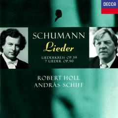 Schumann: Lieder - Robert Holl, Andras Schiff