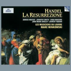 Handel: La Resurrezione - Les Musiciens Du Louvre, Marc Minkowski