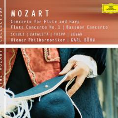 Mozart: Concertos for Flute, Flute and Harp, Bassoon - Wolfgang Schulz, Nicanor Zabaleta, Karl Böhm