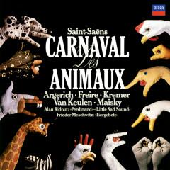 Saint-Saëns: The Carnival of the Animals / Meschwitz: Tier-Gebete / Ridout: Little Sad Sound - Martha Argerich, Nelson Freire, Gidon Kremer, Isabelle van Keulen, Tabea Zimmermann