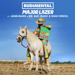 Let Me Live (Banx & Ranx Remix) - Rudimental, Major Lazer
