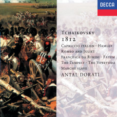 Tchaikovsky: Overtures and Tone Poems - Antal Doráti, National Symphony Orchestra Washington, Detroit Symphony Orchestra