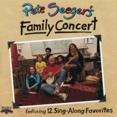 Pete Seeger's Family Concert - Pete Seeger