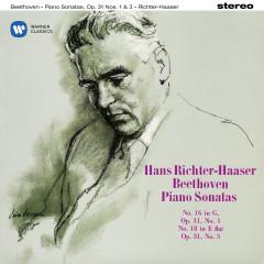 Beethoven: Piano Sonatas Nos. 16 & 18