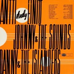 Andy, Johnny ja Danny & The Islanders - Andrew Charlie Gregson, Johnny, Danny & The Islanders