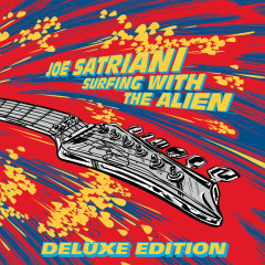 Surfing with the Alien (Deluxe Edition) - Joe Satriani