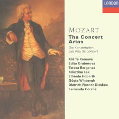 Mozart: The Concert Arias - Kiri Te Kanawa, Edita Gruberova, Krisztina Laki, Elfriede Hoebarth, Teresa Berganza