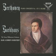 Beethoven: Piano Concertos Nos. 3 & 4 - Wilhelm Backhaus, Wiener Philharmoniker, Hans Schmidt-Isserstedt