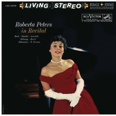Roberta Peters in Recital - Roberta Peters