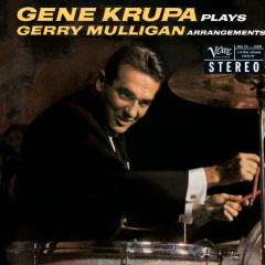 Plays Gerry Mulligan Arrangements - Gene Krupa