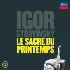 Stravinsky: Le Sacre du Printemps - Deutsches Symphonie-Orchester Berlin, Vladimir Ashkenazy