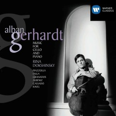 Music for Cello and Piano - Alban Gerhardt